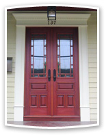 Exterior Double Doors double doors for exterior & interior applications - yesteryear's