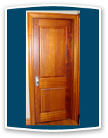 Solid Wood Custom Interior Doors Exterior