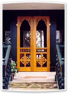 Screen Doors, Storm Doors, Dutch Doors, Exterior Doors   YesterYearu0027s  Vintage Doors