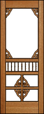 Atlantis Screen Door