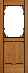 Cavalier Screen Door