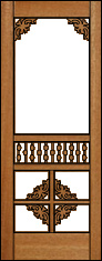 Charlotte Screen Door