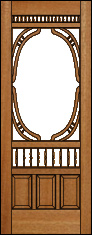 Estate Screen Door