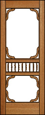 Grandview Screen Door