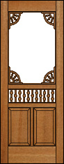 Inspiration Screen Door