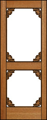 Jasmine Screen Door
