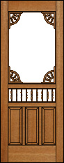 Melody Screen Door