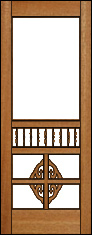 My Lady Screen Door