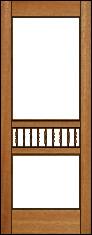 Plantation Screen Door