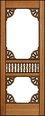 Sassafras Screen Door