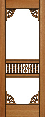 Savanna Screen Door