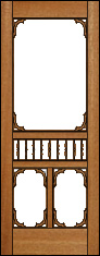 Serenade Screen Door