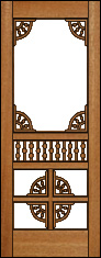 Sonata Screen Door