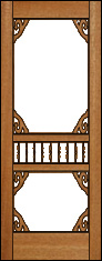 Splendor Screen Door