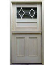 DE107 Glass Panel Entrance Unit