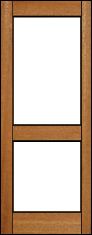 Gardenia Screen Door
