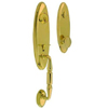 Oval Grand Entrance Handle Set