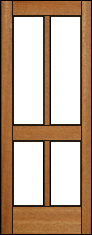 Monteray Screen Door