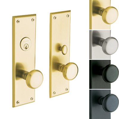 Baltimore Mortise Entry Set
