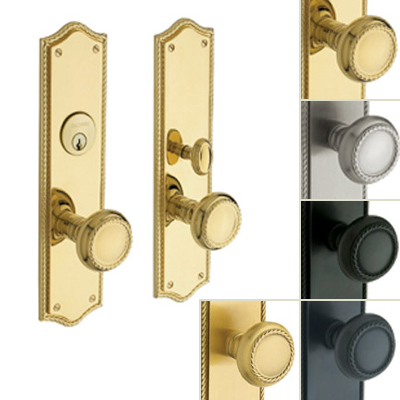 Distinctive exterior interior door hardware knob lever grand barclay mortise entry set planetlyrics Choice Image