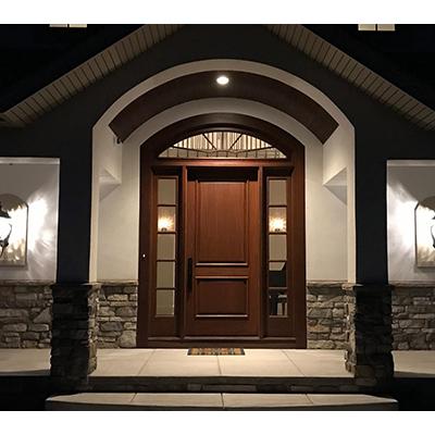 Custom Wood Entry Doors - YesterYear's Vintage Doors on