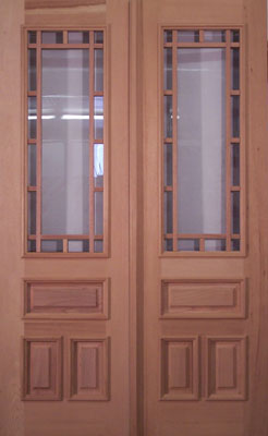 Db100 Glass Panel Double Door Yesteryear S Vintage Doors