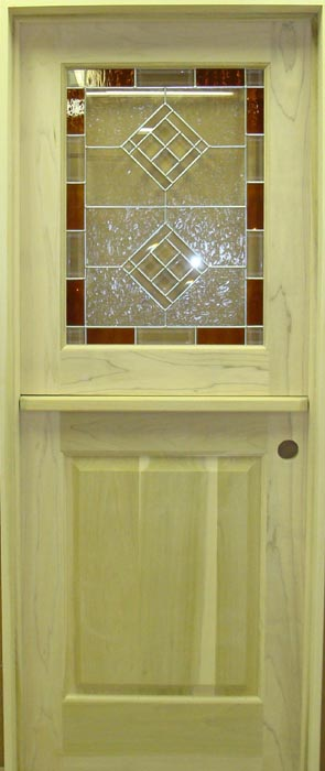 Stained glass entrance doors yesteryears vintage doors dd205 sg stained glass dutch door planetlyrics Images