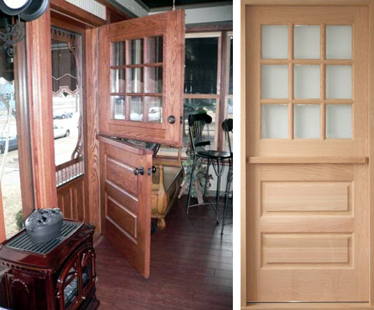 Exterior Dutch Doors For Sale Prepossessing Dutch Doors  Yesteryear's Vintage Doors Design Ideas