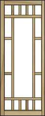 Porch Panel Enclosures With Screen Amp Glass For Craftsman