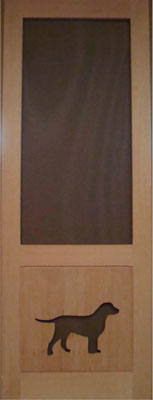 Rustic Screen Doors For Your Cottage Camp Or Cabin