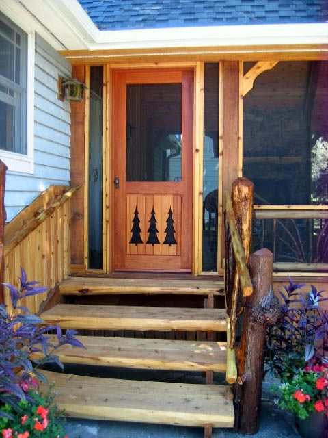 Wilderness Screen Door Yesteryear S Vintage Doors