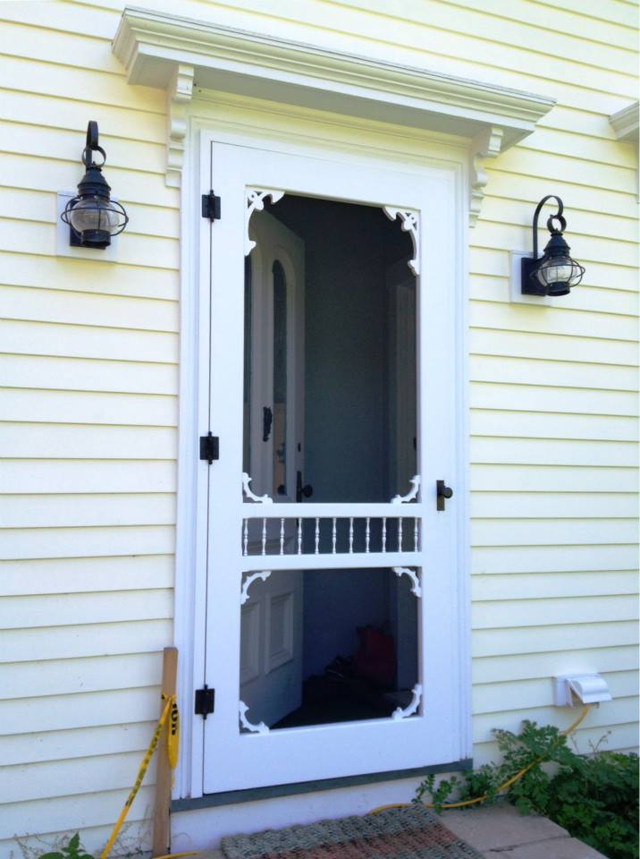 Oceanview Screen Door Yesteryear S Vintage Doors
