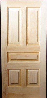 D102 & Custom Wood Exterior Doors | Solid Wood Interior Doors ...